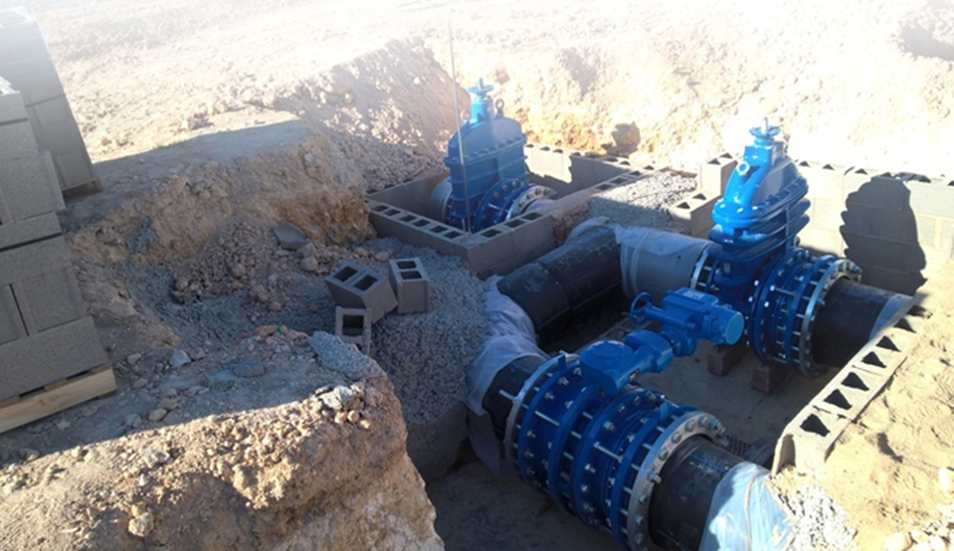 Valencia-System Electric submersible pump 12