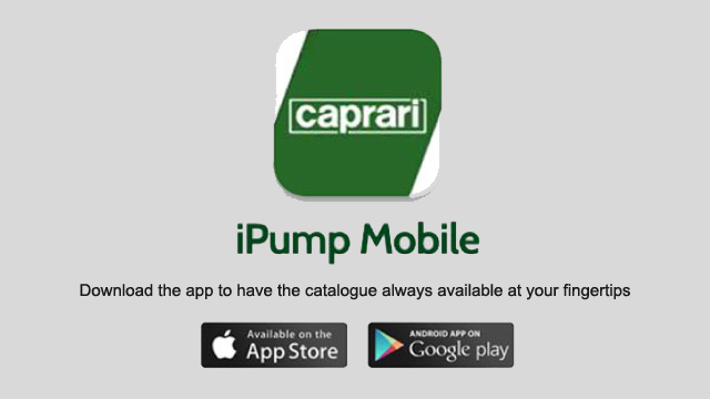 Home Page - Caprari - Pumping power