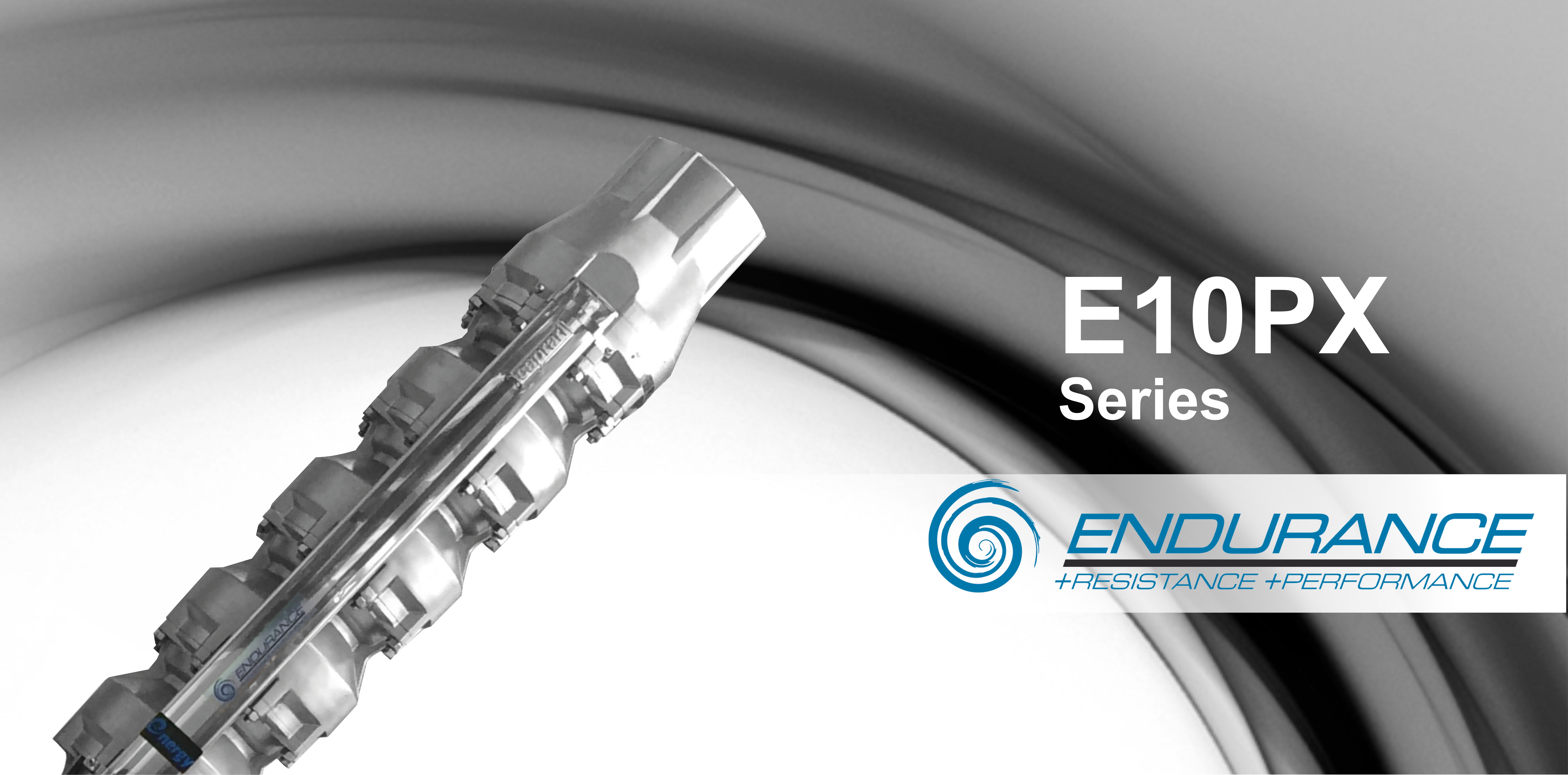 LAUNCH OF THE NEW E10PX: ENDURANCE NEVER STOP