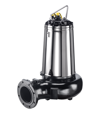 K+  Electric submersible pumps DN 100 ÷ 250
