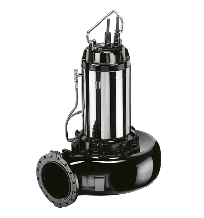 K+ Electric submersible pumps DN 150 ÷ 350