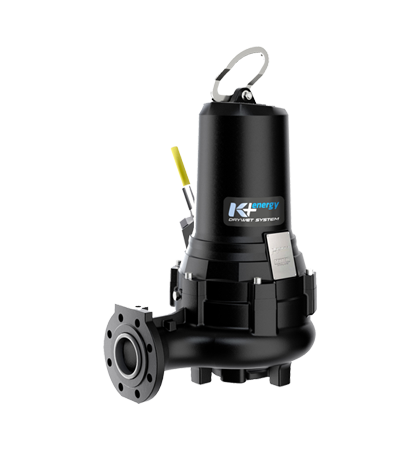K+ Electric submersible pumps DN 65 ÷ 200