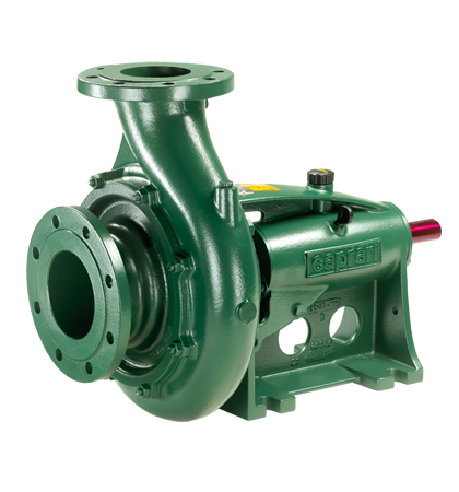 Horizontal centrifugal single stage pumps