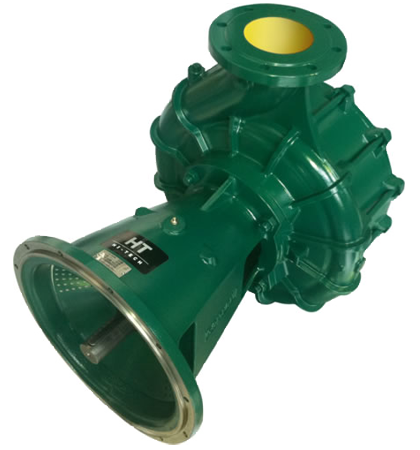 Flanged multistage centrifugal pumps