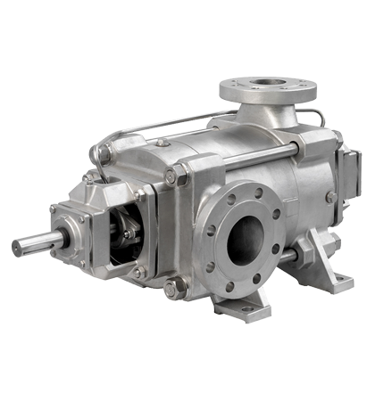High Pressure Multistage Horizontal Pumps